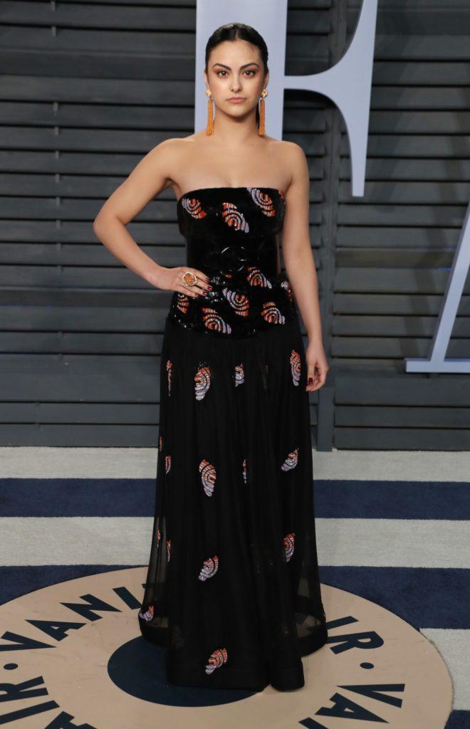 Camila-Mendes-Gown-Photos