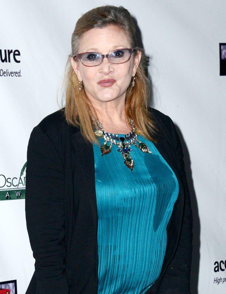 Carrie-Fisher-Makeup-Photos