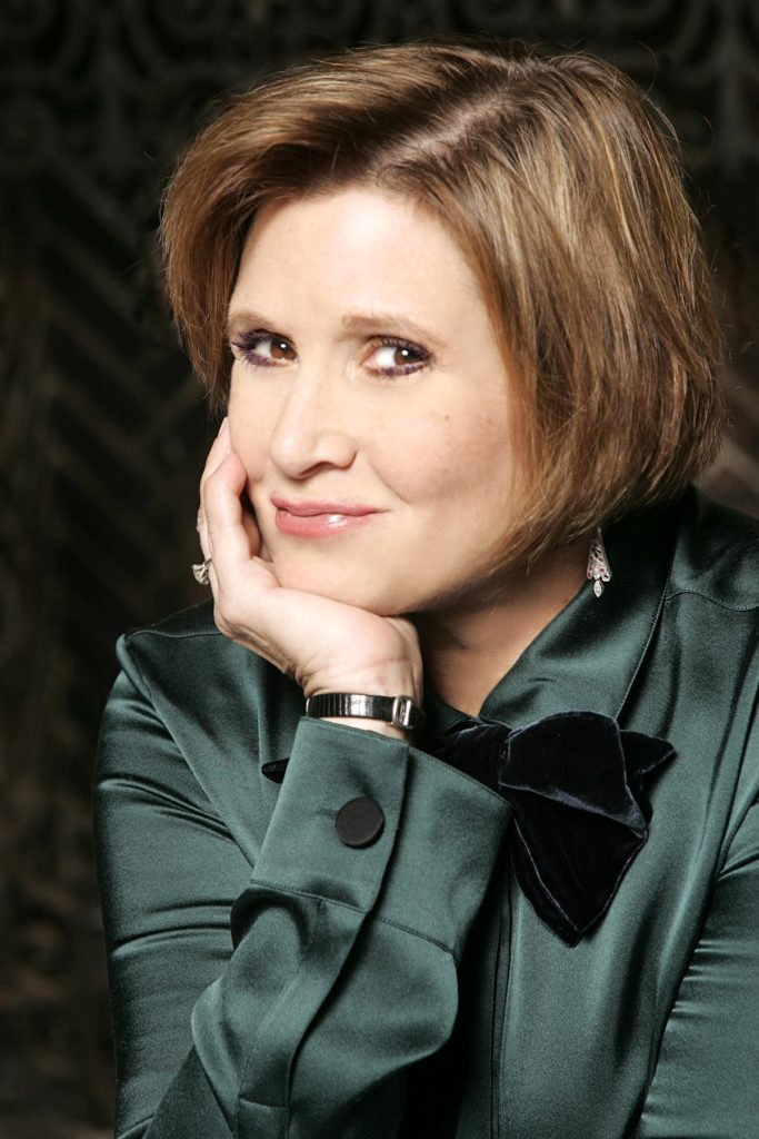Carrie-Fisher-Short-Hair-Pics