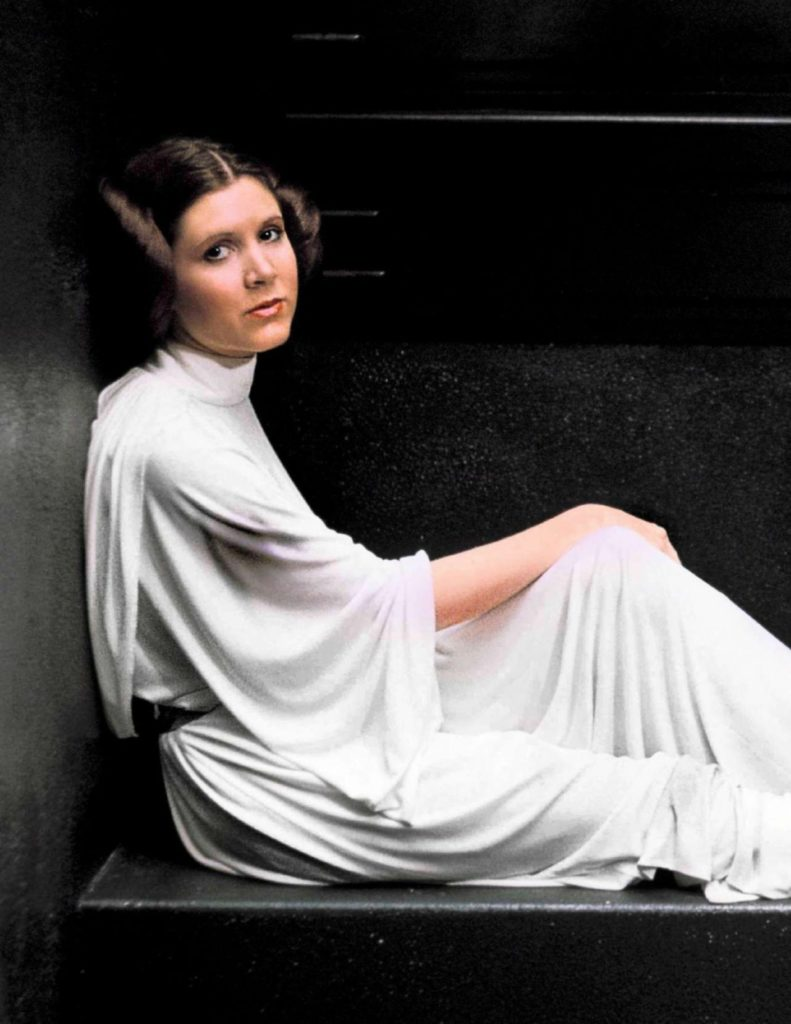 Carrie-Fisher-Young-Age-Photos