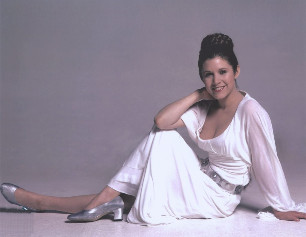 Carrie-Fisher-Young-Photos