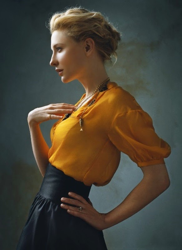 Cate-Blanchett-Sexy-Eyes-Photos
