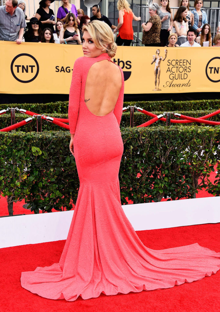 Charissa-Thompson-Backless-Images