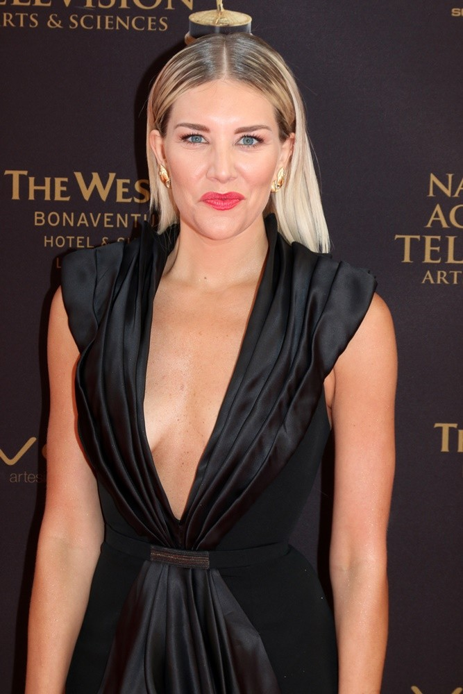 Charissa-Thompson-Topless-Wallpapers