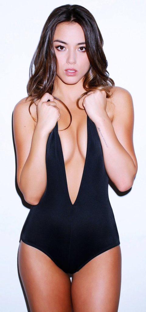 Chloe-Bennet-Bikini-Pics