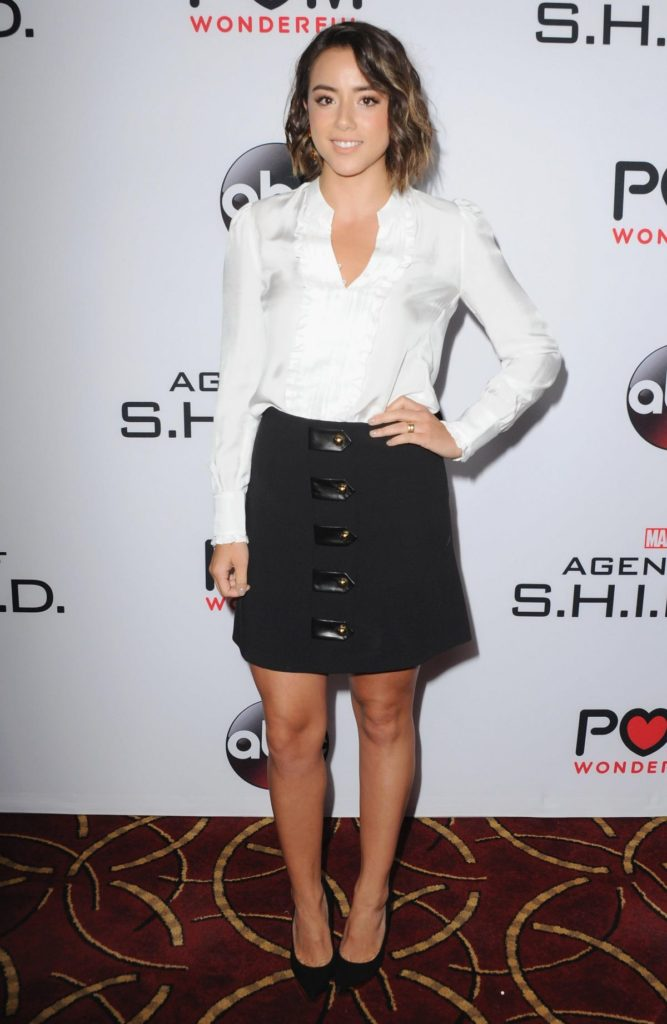 Chloe-Bennet-Feet-Pictures