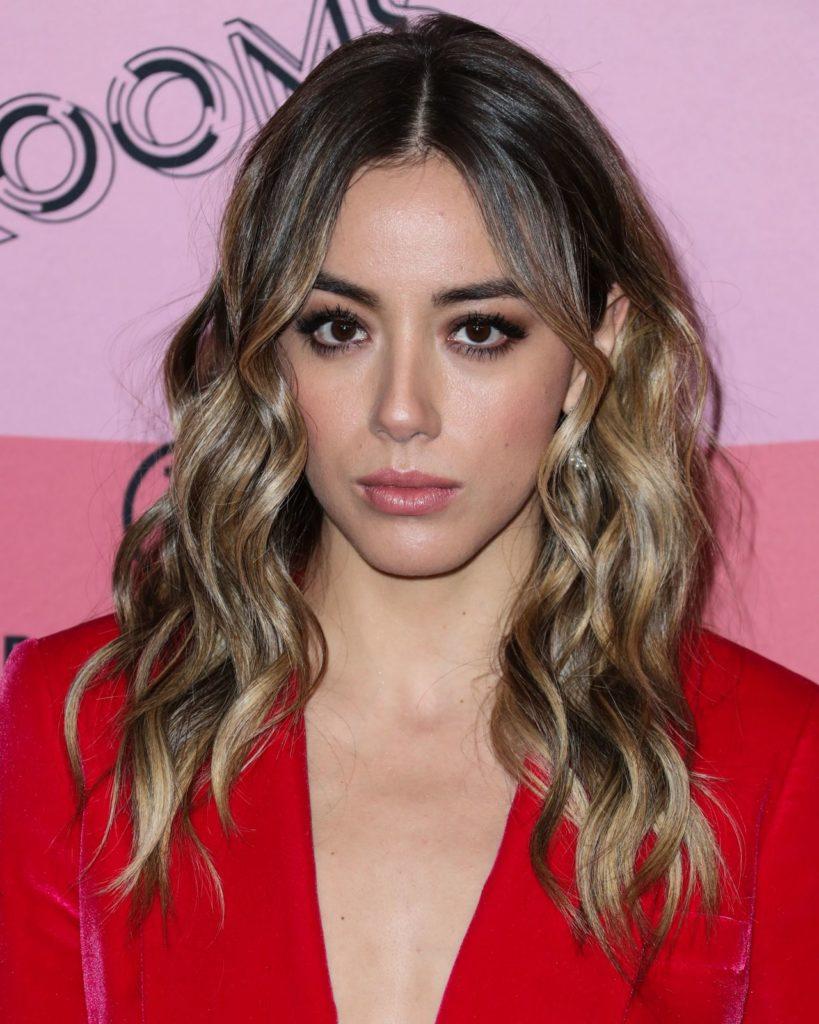 Chloe-Bennet-Makeup-Images