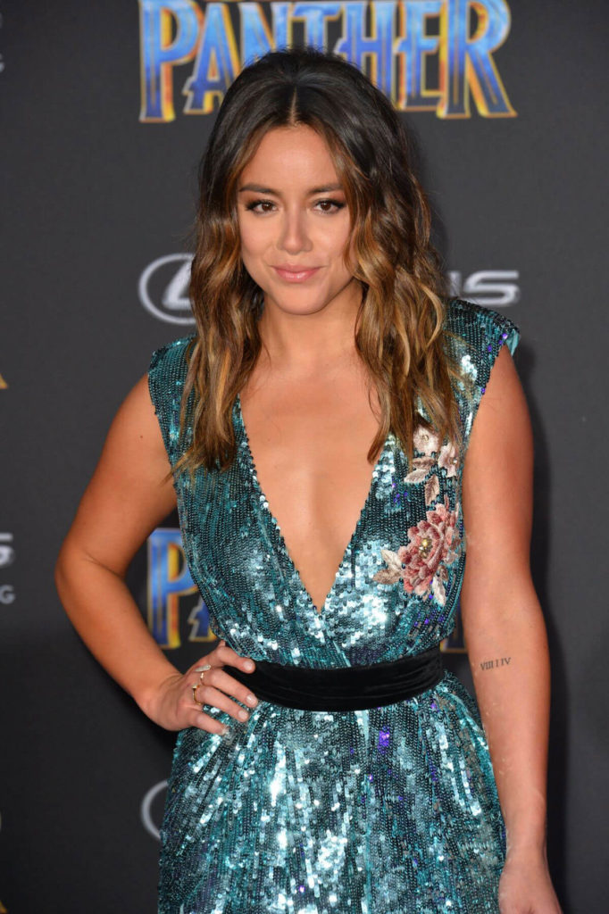 Chloe-Bennet-Topless-Images