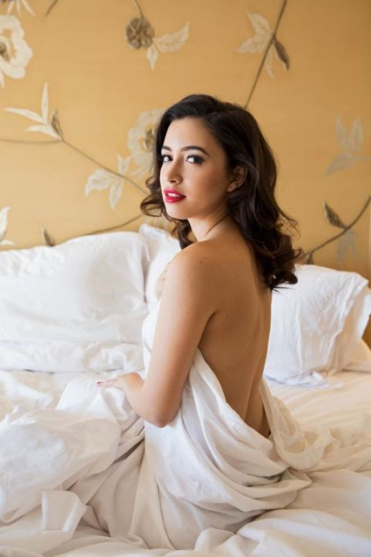 Christian-Serratos-Backless-Pictures