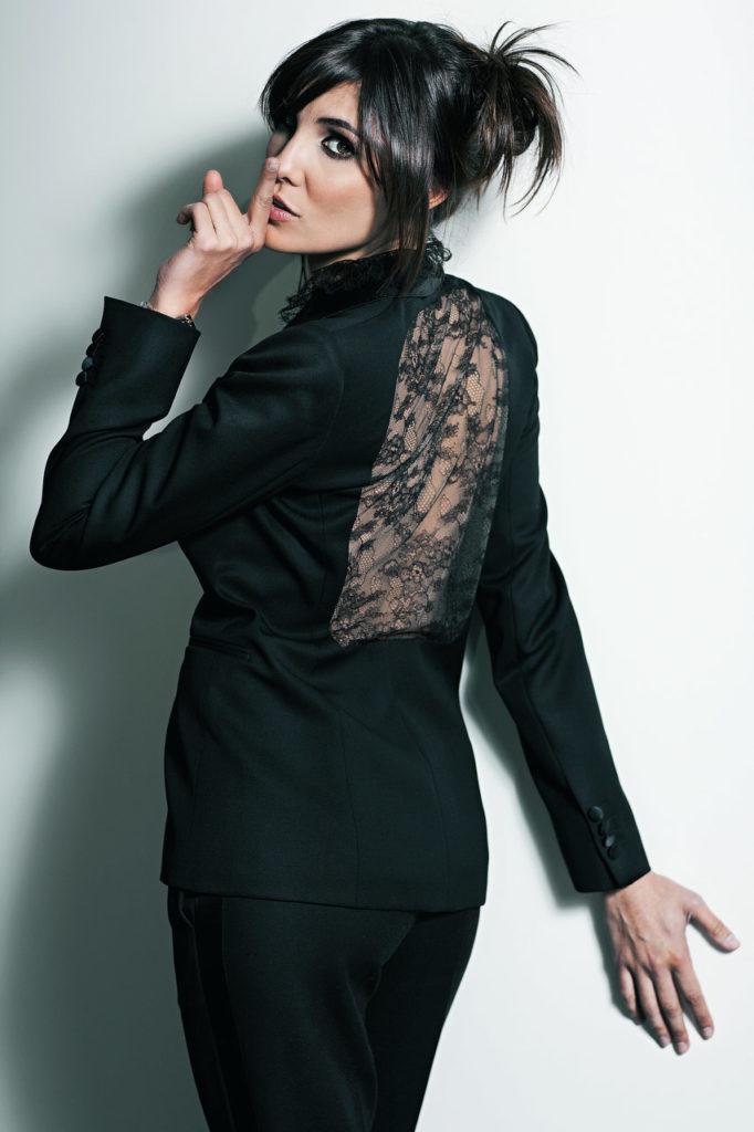 Daniela-Ruah-Backless-Photos