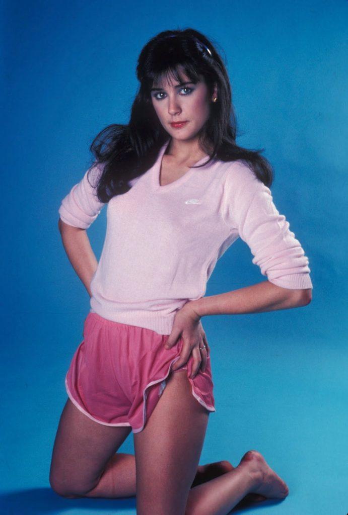 Demi-Moore-Undergarments-Photos