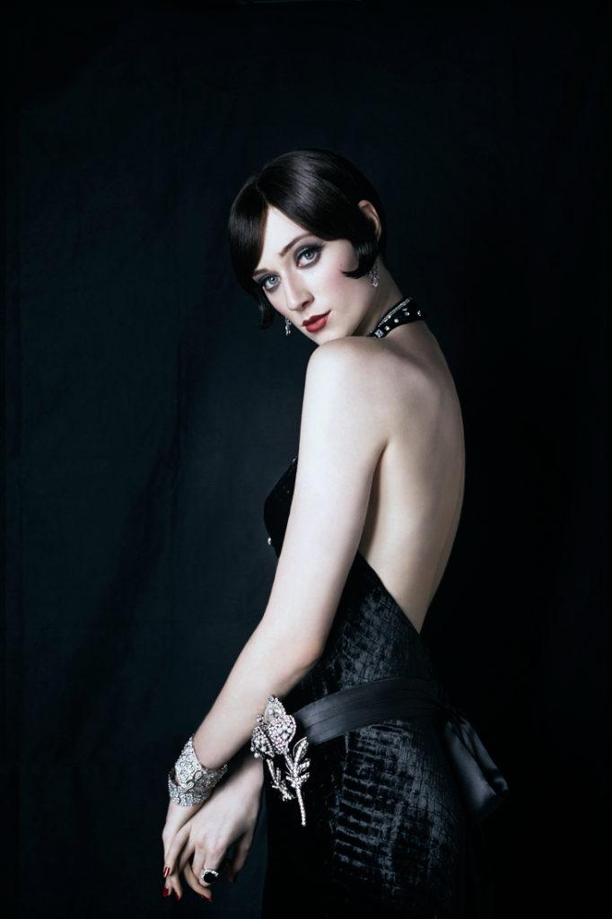 Elizabeth-Debicki-Backless-Pictures