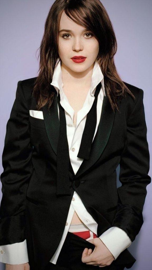 Ellen-Page-Makeup-Pictures