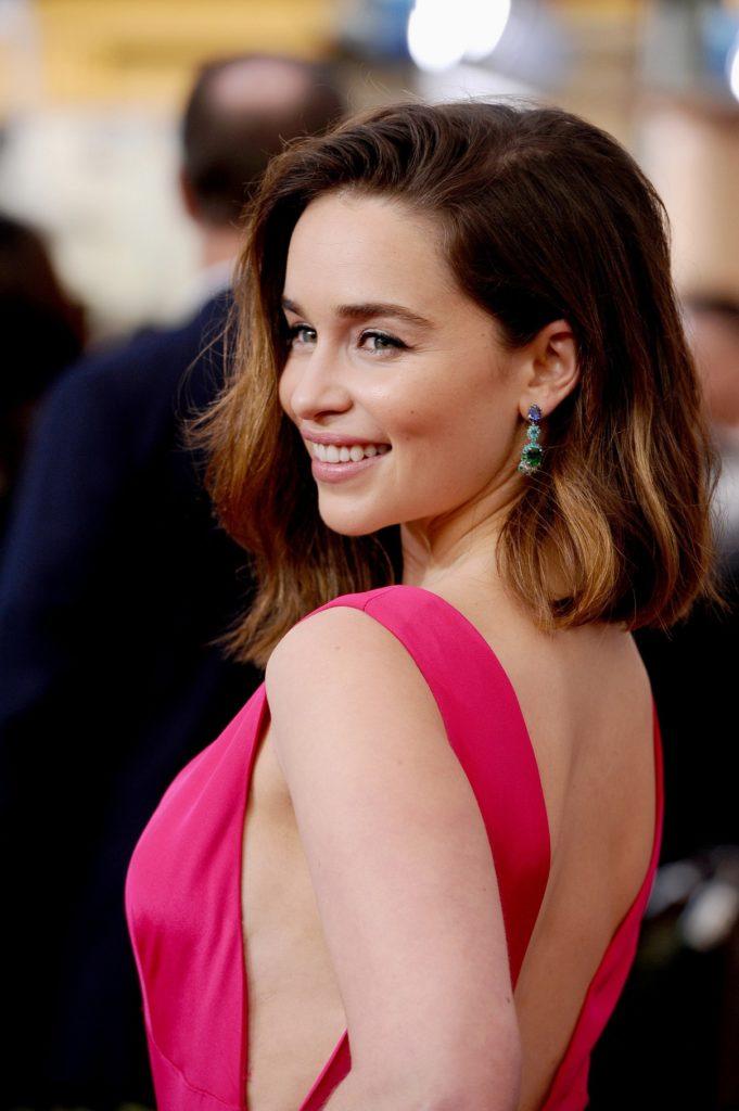 Emilia-Clarke-Backless-Images