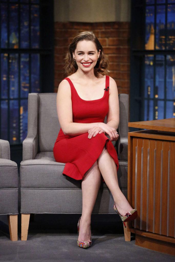 Emilia-Clarke-High-Heels-Images