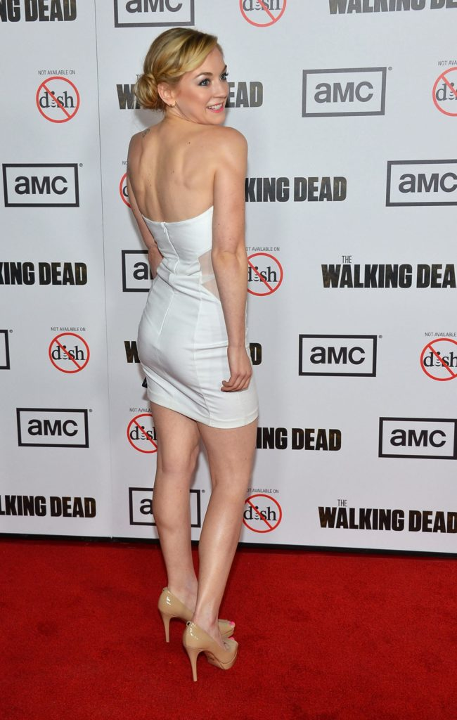 Emily-Kinney-Backless-Pictures