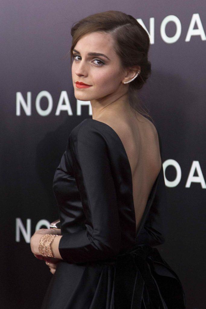 Emma-Watson-Backless-Clothes-Pics