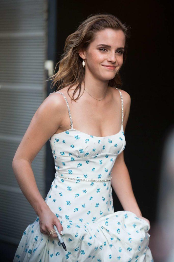 Emma-Watson-Braless-Images
