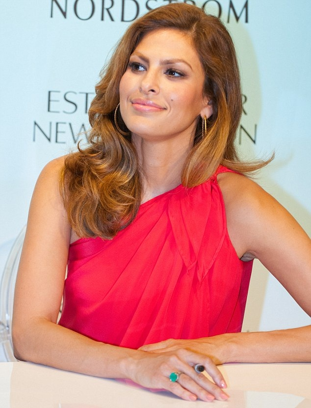 Eva-Mendes-Muscles-Wallpapers