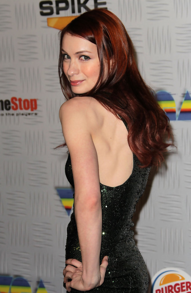 Felicia-Day-Backless-Images