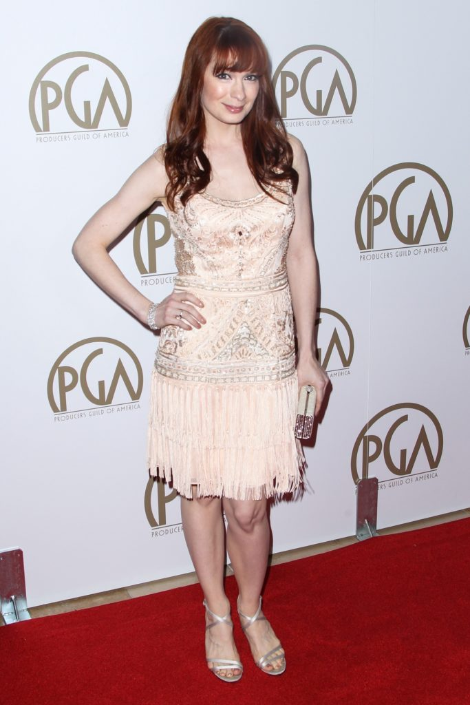 Felicia-Day-High-Heels-Images