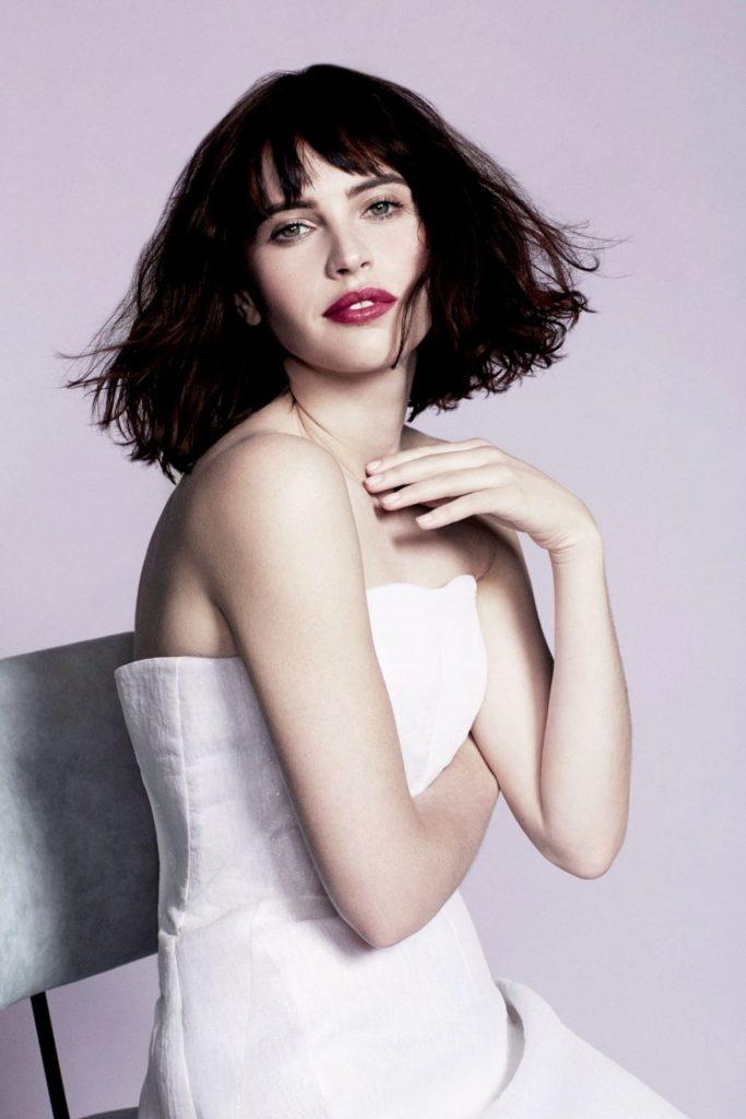 Felicity-Jones-Backless-Images