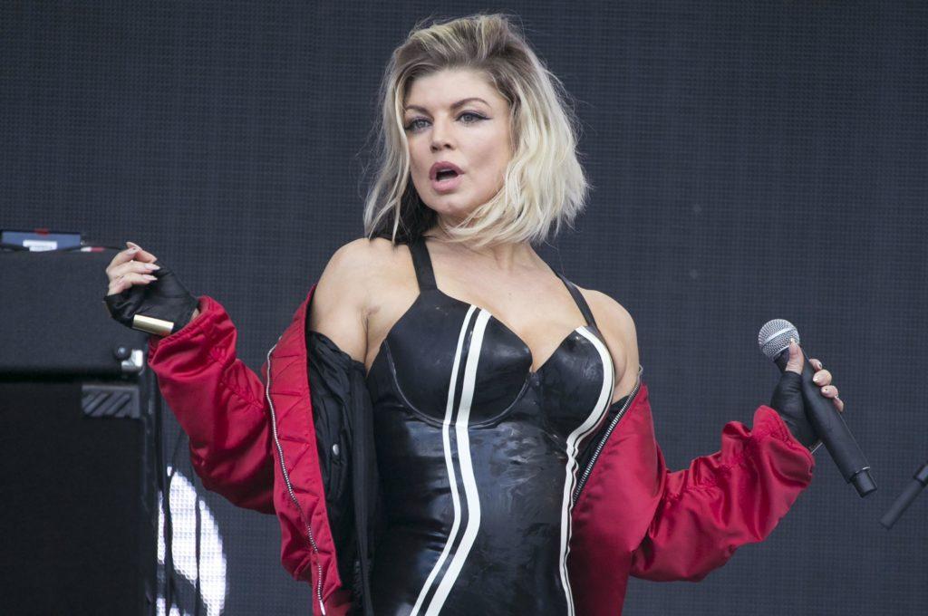 Fergie-Armpits-Photos
