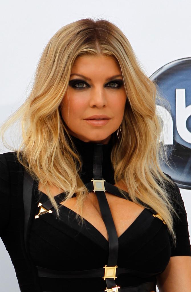 Fergie-Makeup-Images