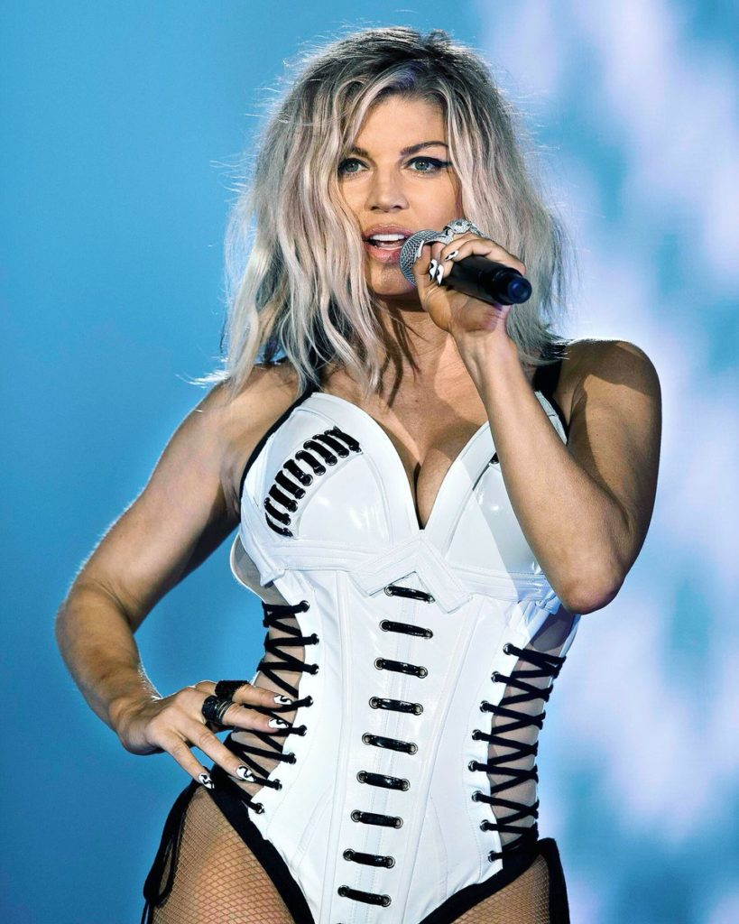 Fergie-On-Stage-Images