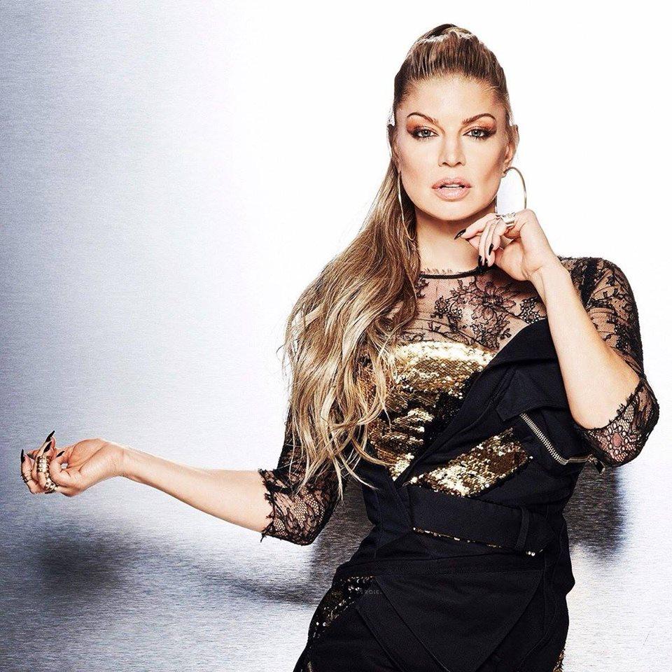Fergie-Photoshoot