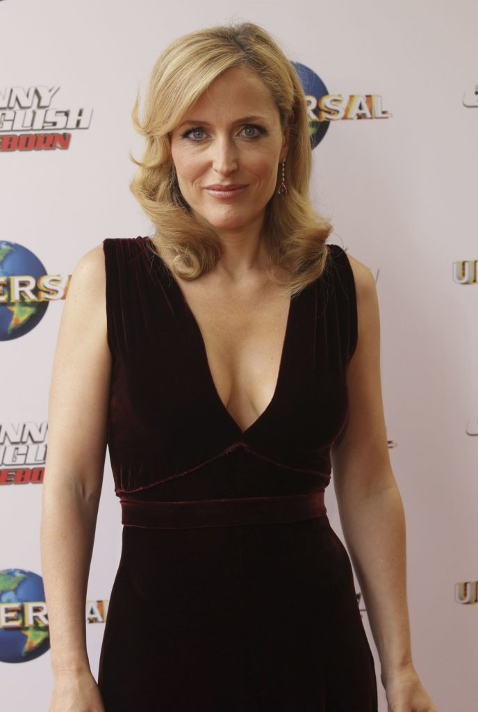 Gillian-Anderson-Muscles-Wallpapers