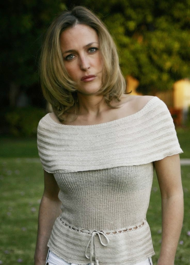 Gillian-Anderson-Short-Hair-Pictures