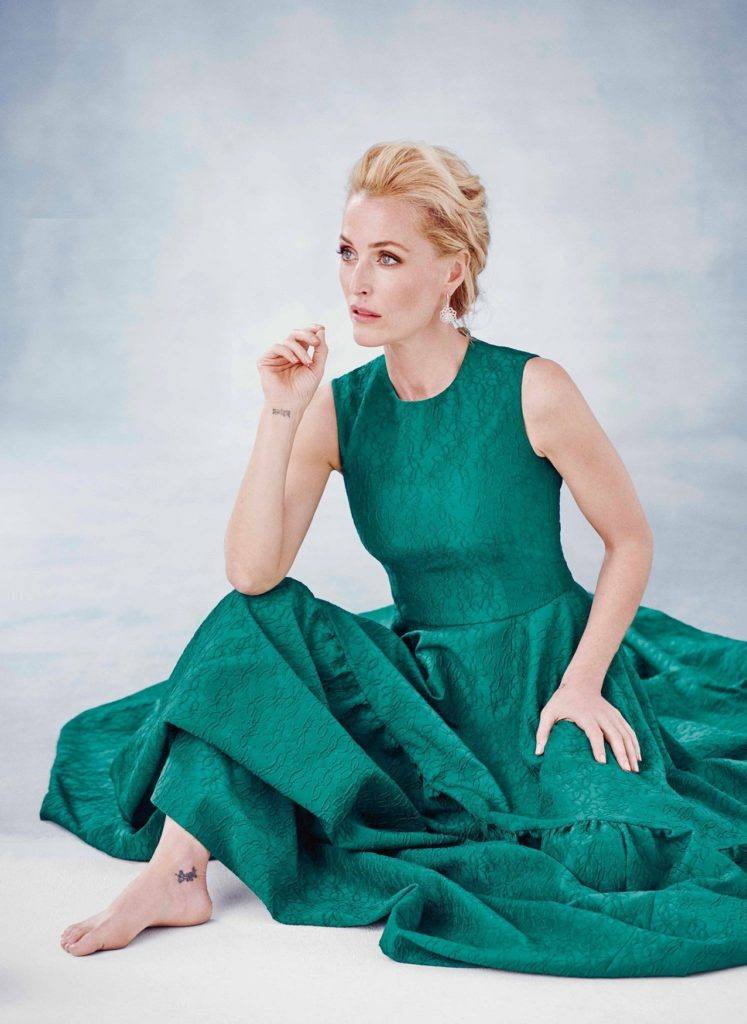 Gillian-Anderson-Young-Pictures