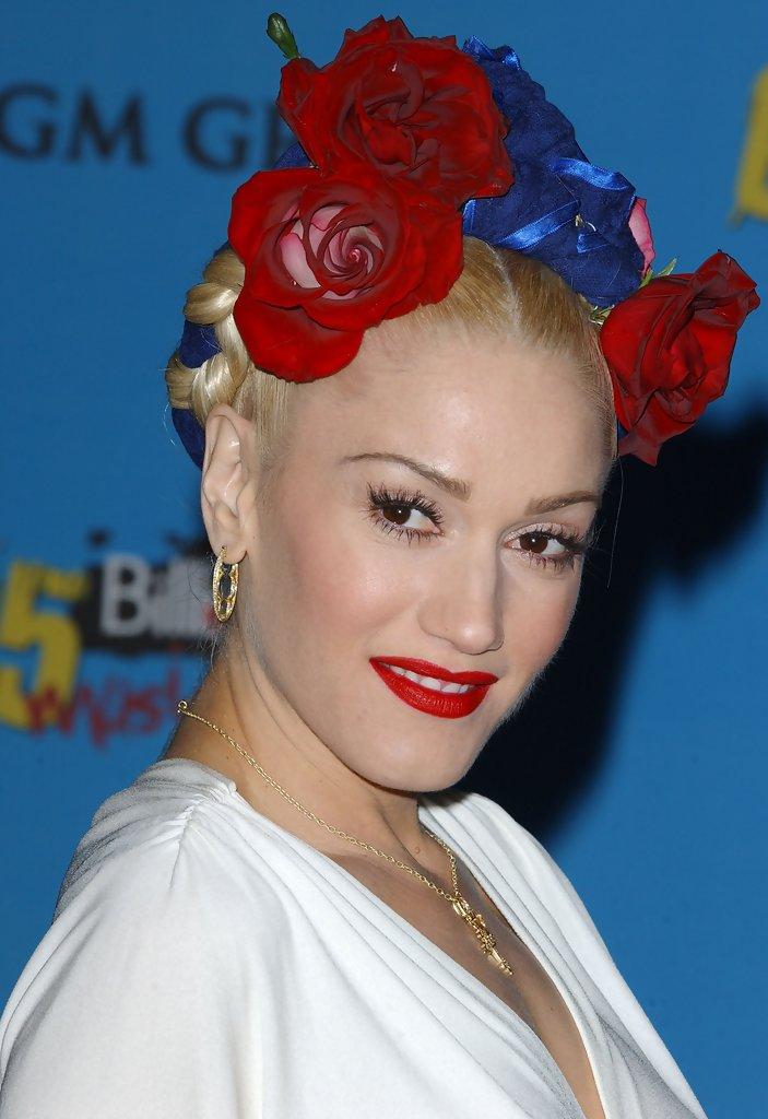 Gwen-Stefani-Sexy-Eyes-Pics