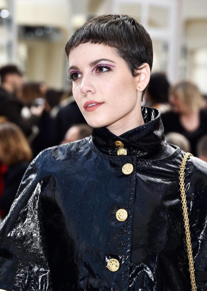Halsey-Makeup-Images