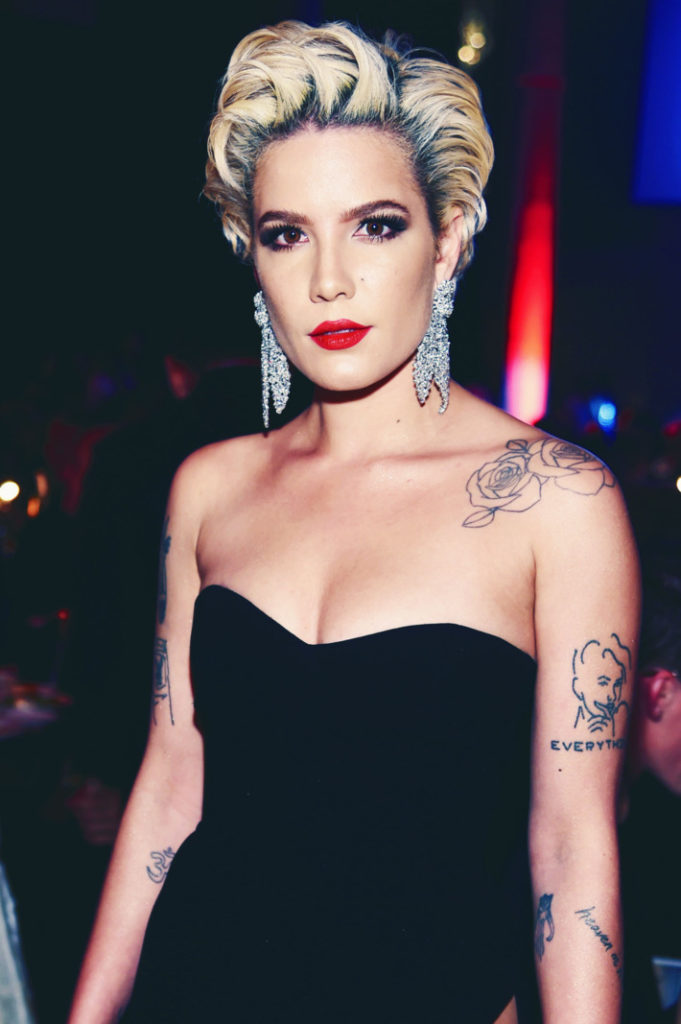 Halsey-Tattoos-Images
