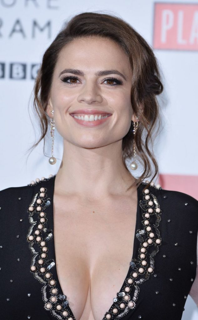 Hayley-Atwell-Lingerie-Photos