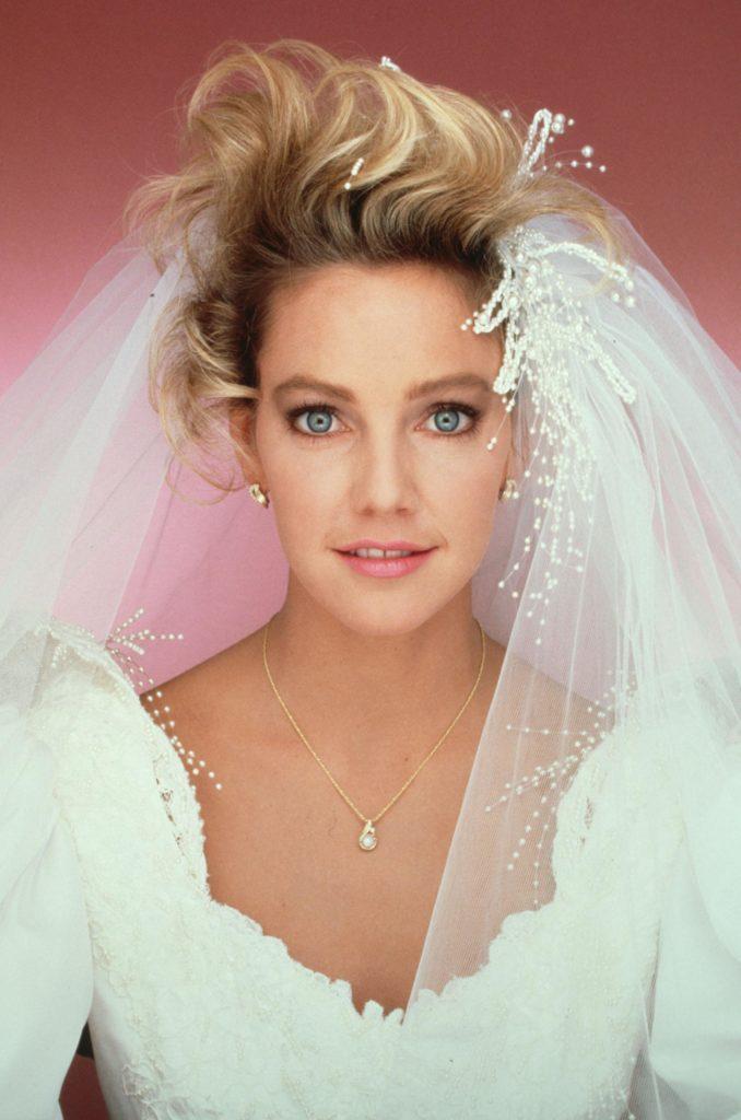 Heather-Locklear-Wedding-Gown-PHotos