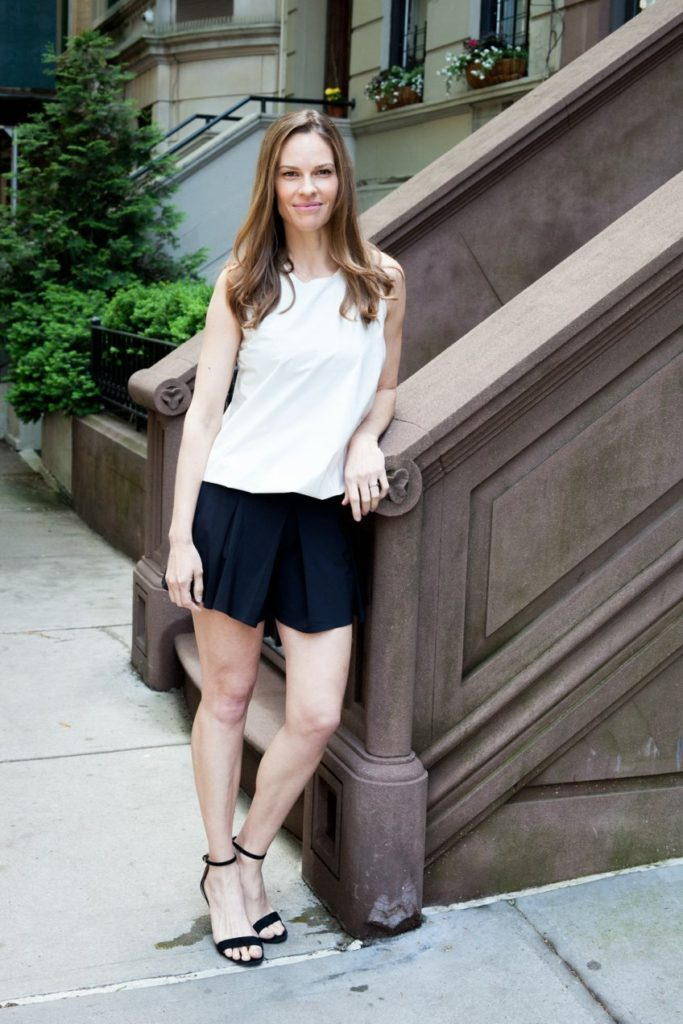 Hilary-Swank-Shorts-Pictures