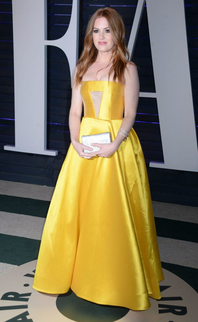 Isla-Fisher-Gown-Wallpapers