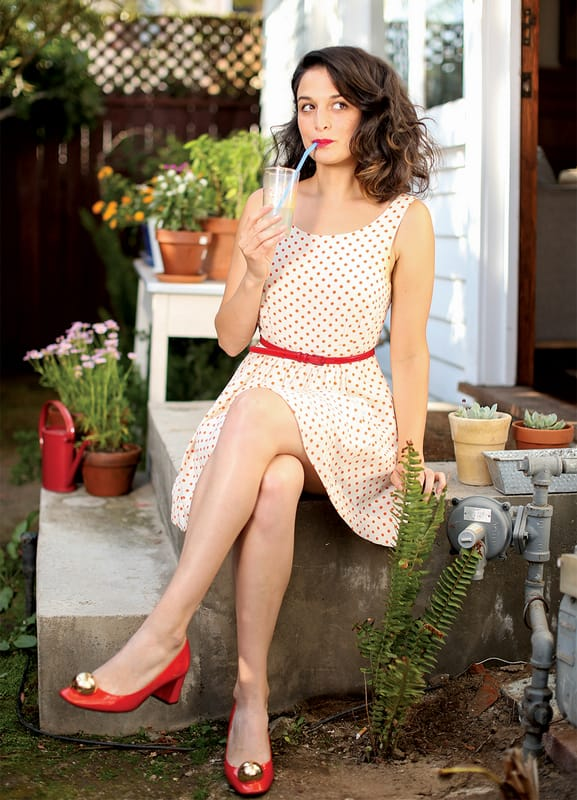 Jenny-Slate-Lingerie-Photos