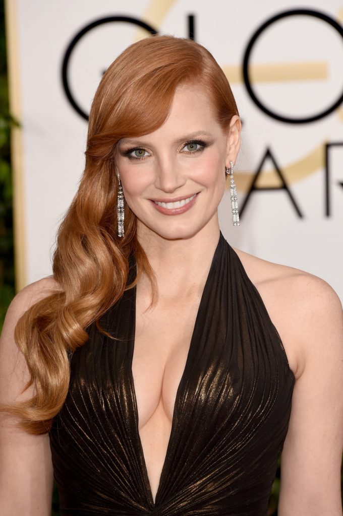 Jessica-Chastain-Breast-Photos