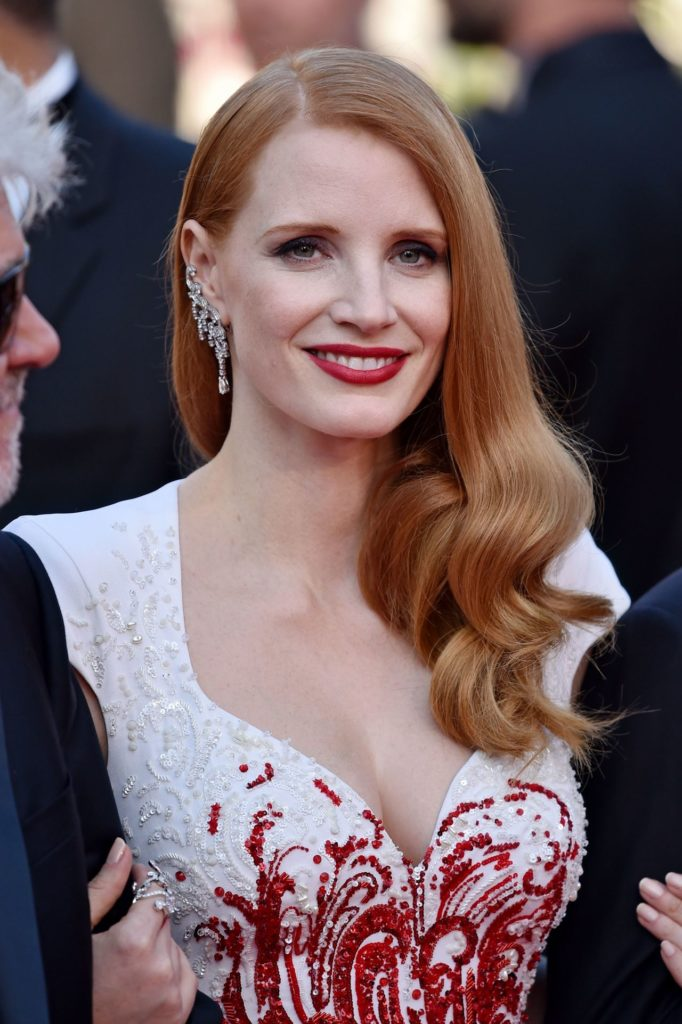 Jessica-Chastain-Hot-Makeup-Photos