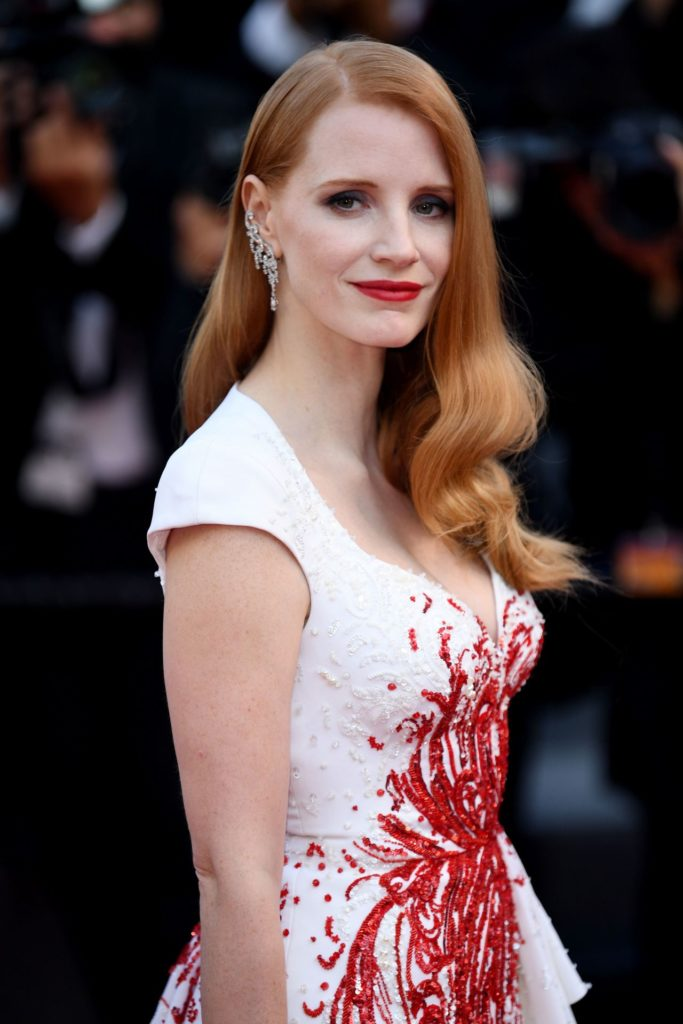 Jessica-Chastain-Makeup-Photos