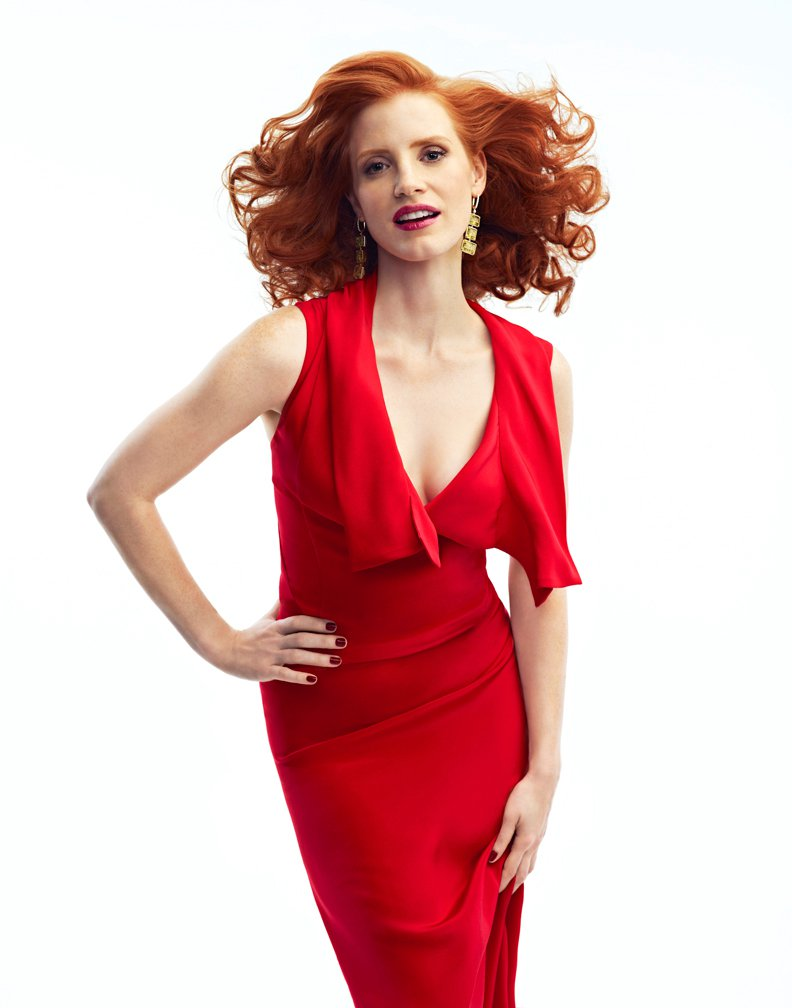 Jessica-Chastain-Sexy-Images