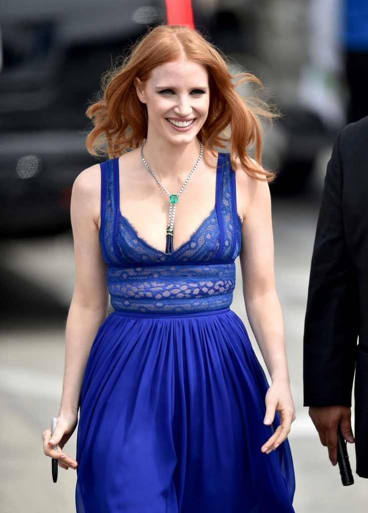 Jessica-Chastain-Sexy-Topless-Images