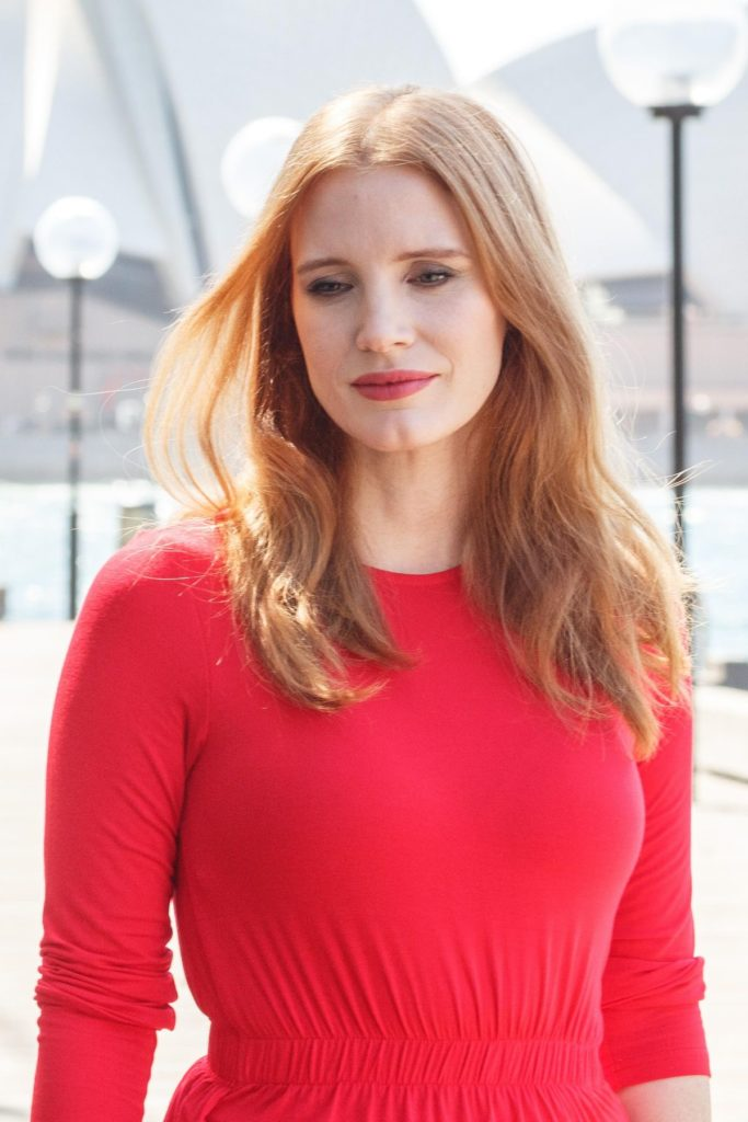 Jessica-Chastain-Short-Hair-Images