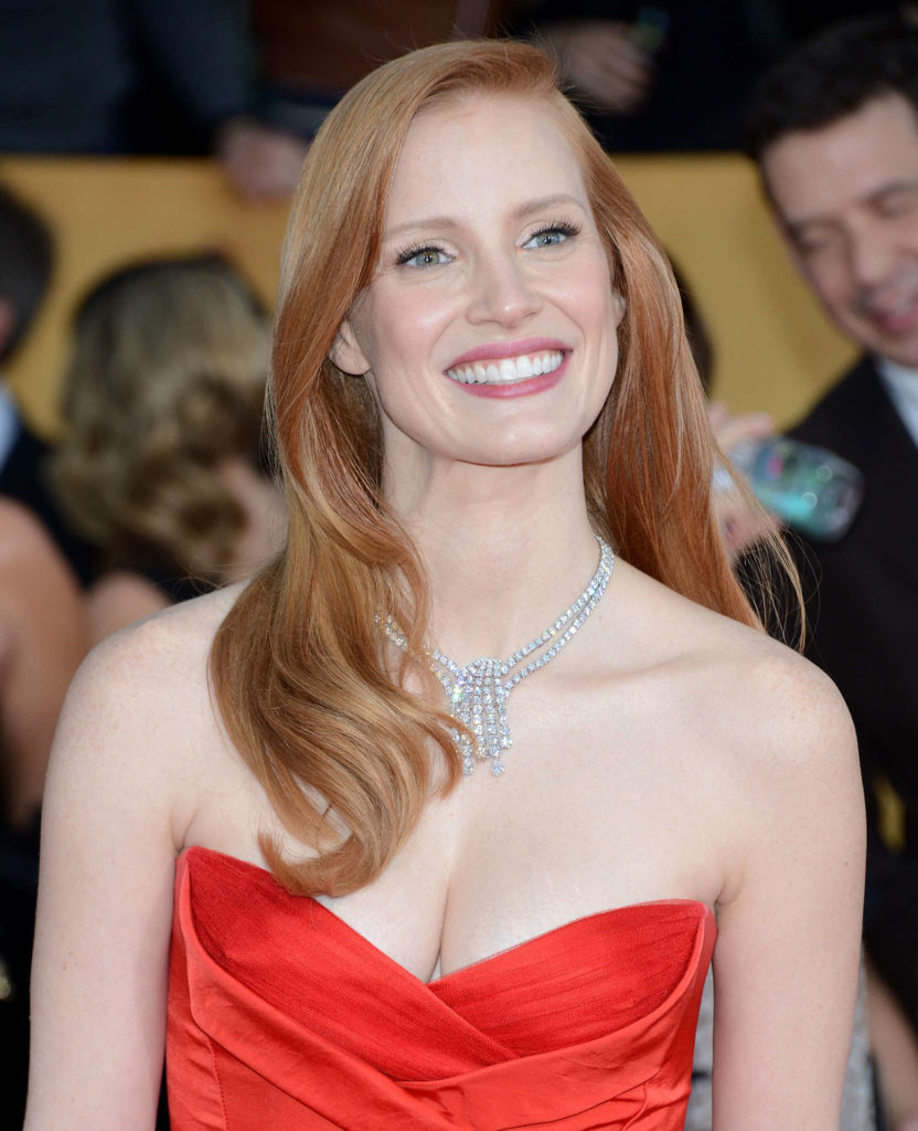 Jessica-Chastain-Smile-Images
