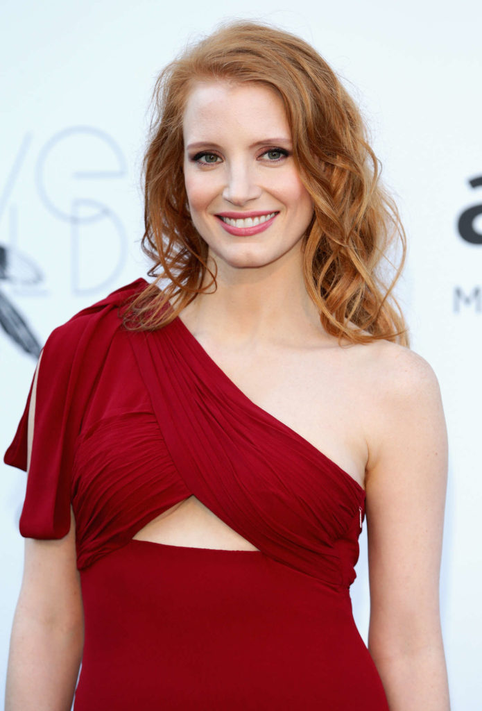 Jessica-Chastain-Smiling-Images