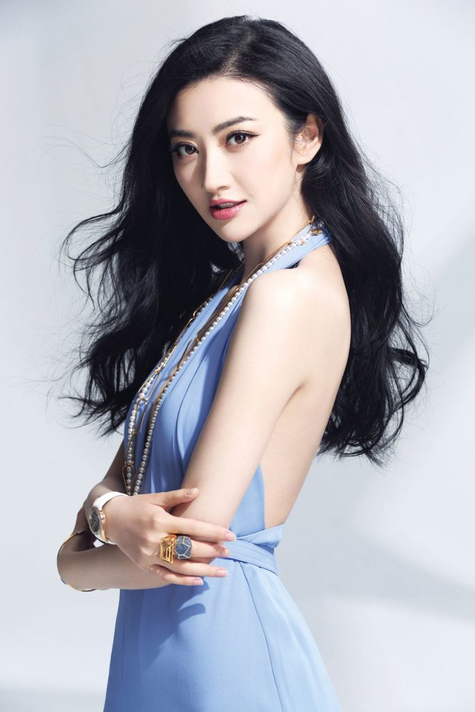 Jing-Tian-Backless-Pictures